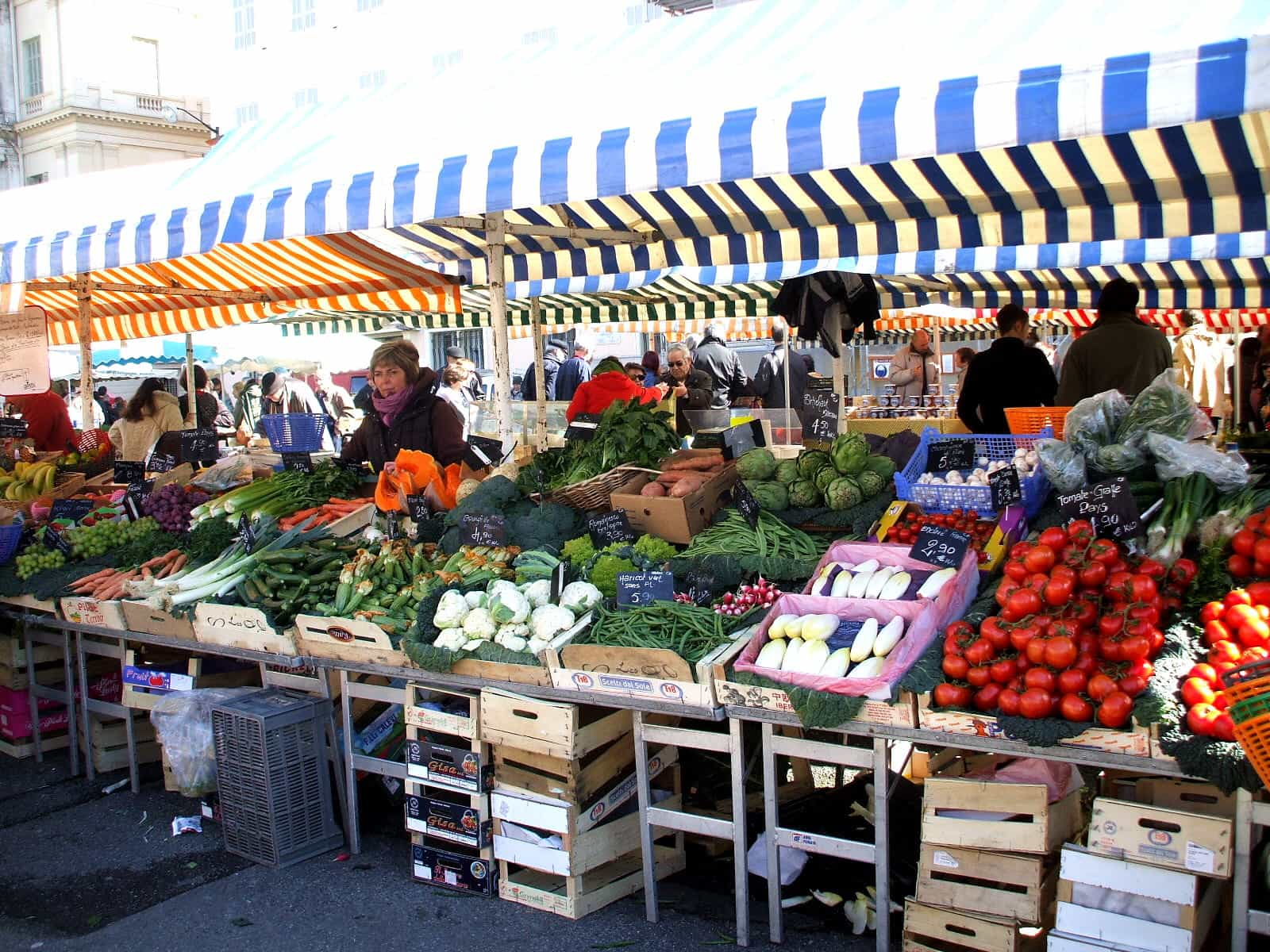 9 Tips in 9 Days for Shopping France's Outdoor Markets ...
